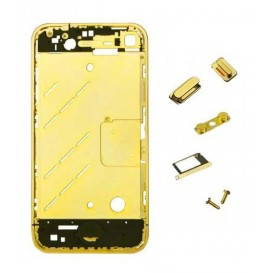 Gold Rear Frame - iPhone 4
