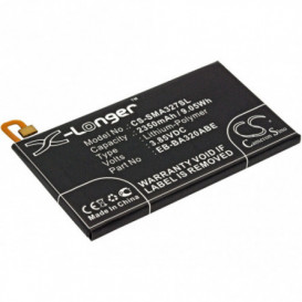 Battery Samsung compatible Galaxy A3 2017, Galaxy A3 2017 4G, Galaxy A3 2017 4G LTE, Galaxy A3 2017 TD-LTE, SC-04J, SGH-N417