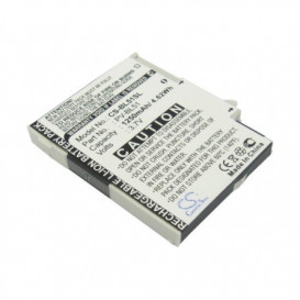 Batterie Sharp compatible EM-One S01SH