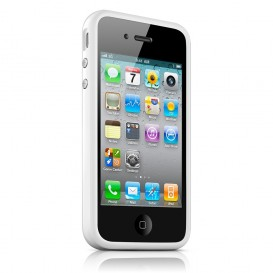 Bumper iPhone 4/4S blanc
