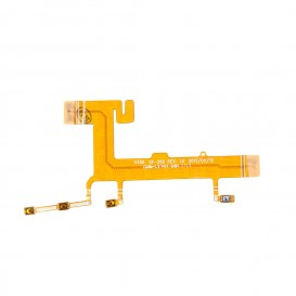 Power button + side buttons flex cable - Lumia 625