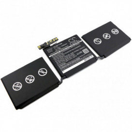 Batterie Apple 4700mAh / 52.17Wh 11,1V compatible MacBook Pro 13.3, MacBook Pro 13.3 2016 Retina, MLL42CH/A, MLUQ2CH/A, Pro 1