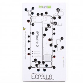 Organisateur de vis (iScrews) - iPhone 5