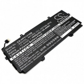Batterie HP 3900mAh / 44.46Wh 11,4V compatible Chromebook 13 G1