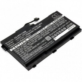 Batterie HP 8300mAh / 94.62Wh 11,4V compatible ZBook 17 G3, ZBook 17 G3 M9L94AV, ZBook 17 G3 T7V61ET, ZBook 17 G3 T7V62ET, ZB