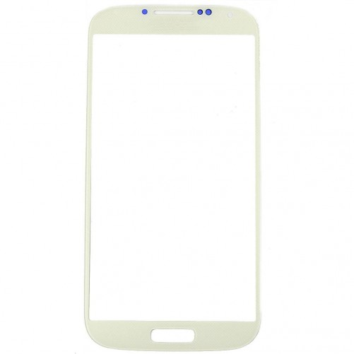 White Touch Screen + Stickers - Samsung Galaxy S4