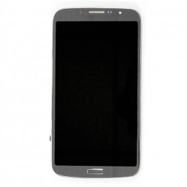 Complete Screen Assembly BLACK - Galaxy Mega