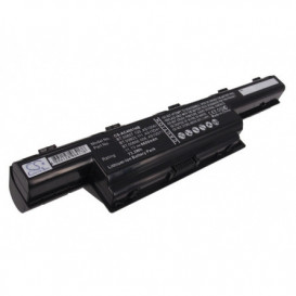 Batterie Packard Bell 6600mAh / 73.26Wh 11,1V compatible Easynote LM81, Easynote LM82, Easynote LM83, Easynote LM85, EasyNote