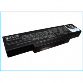 Batterie Philips 4400mAh/48.84Wh 11,1V compatible