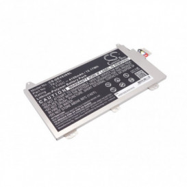 Batterie DELL Li-Polymer 4100mAh / 15.17Wh 3,7 Volts - compatible tablettes DELL Venue 8 Pro 3845 numéro de modele DELL 7KJTH