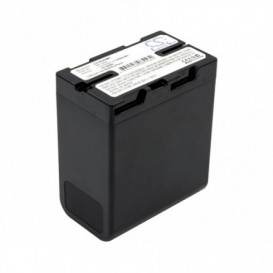Batterie caméras, appareils photos Sony 5200mAh / 76.96Wh 14,8V compatible HD422, PMW-100, PMW-150, PMW-150P, PMW-160, PMW-20