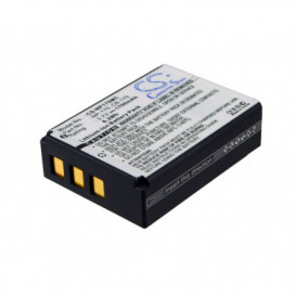 Batterie caméras, appareils photos SPEED 1700mAh 3,7V compatible HD230Z, HD-230Z