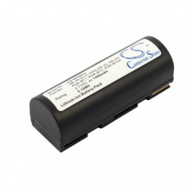 Batterie caméras, appareils photos Toshiba 1400mAh 3,7V compatible Allegretto M70, PDR-M4, PDR-M5, PDR-M70