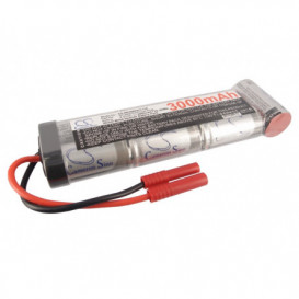Batterie RC Ni-MH 3000mAh 8,4V compatible NS300D47C118