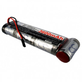 Batterie RC Ni-MH 3600mAh 8,4V compatible NS360D47C114