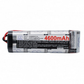 Batterie RC Ni-MH 4600mAh 8,4V compatible NS460D47C118