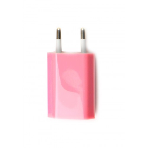 Pink iPhone USB Charger: iPhone 3G/3GS/4/4S