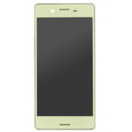 Screen GREEN (without frame) - Xperia X