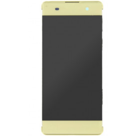Screen GOLD (without frame) - Xperia XA