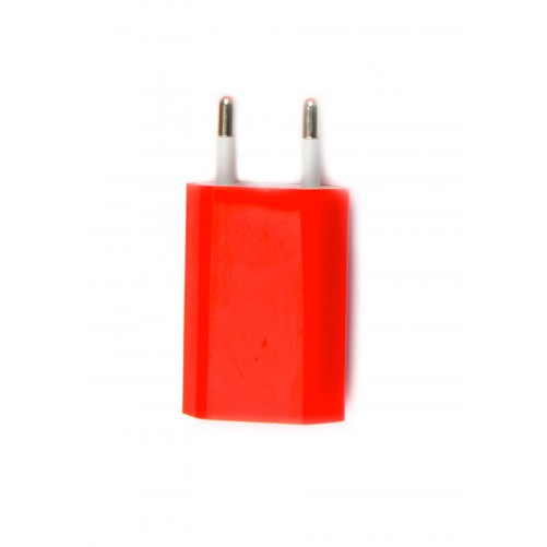 Chargeur iPhone Rouge
