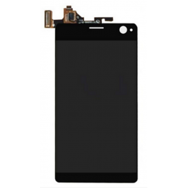 Screen BLACK (without frame) - Xperia C4