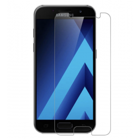 Film Verre Trempé Protection Avant Samsung Galaxy A3 2017