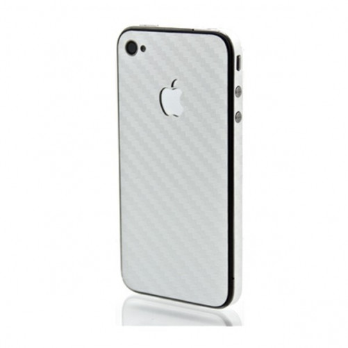 Skin autocollant protection look Carbon IPhone 4 4S