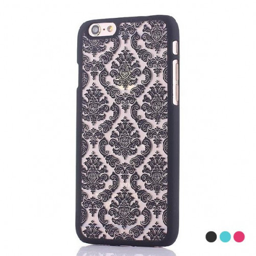 Damask patterned case for iPhone 6 6S