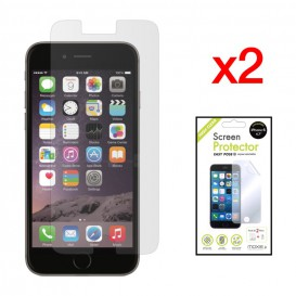 Set of 2 protective film Super Clear Moxie - iPhone 6 Plus