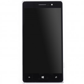 Screen Assembly (LCD + Touch Screenl + Frame) - Lumia 830