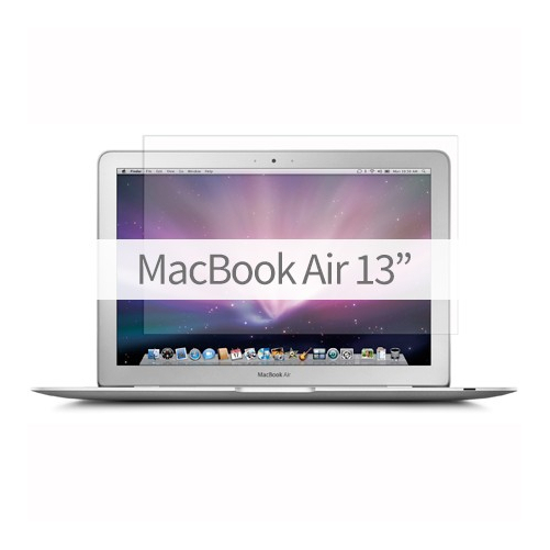 "Protection écran MacBook Air 13"" Transparent"