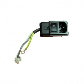ON / OFF Switch + Power Jack - PlayStation 3