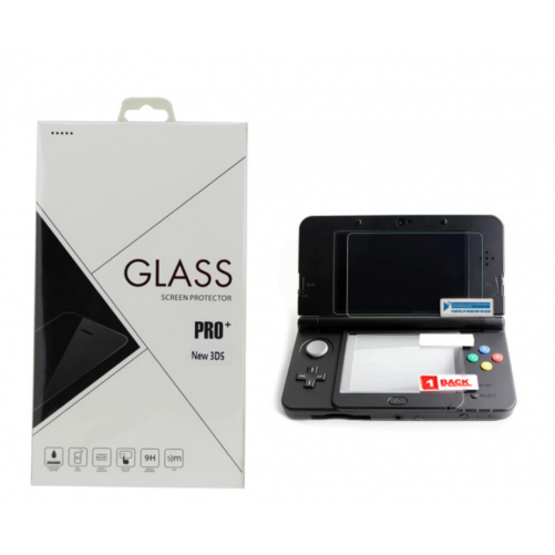 Tempered glass - Nintendo New 3DS