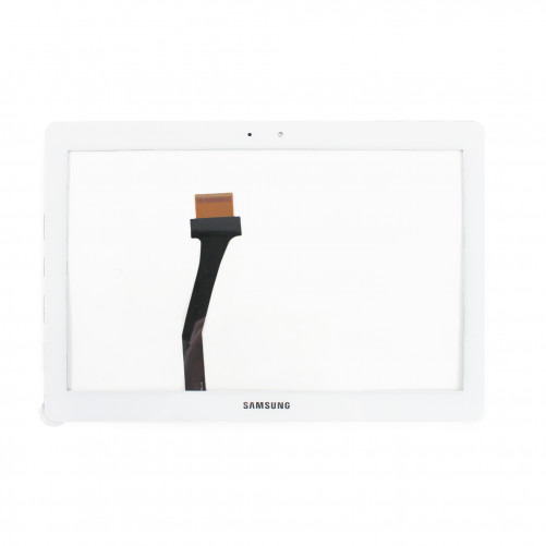 """Vitre tactile blanche - Galaxy Note 10.1"""" (Edition 2014)"""
