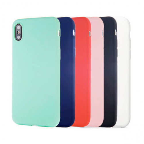 Lomogo iPhone Xs//iPhone X Case Soft Silicone Case Shockproof Anti-Scratch Case Cover for Apple iPhone Xs//X LOYHU260067 L7