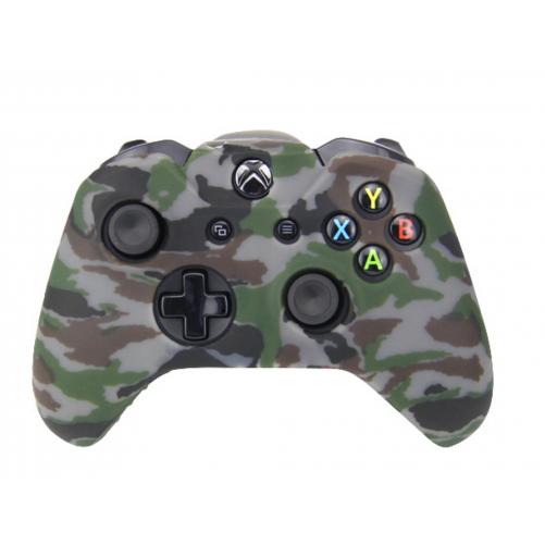 Coque silicone camouflage Xbox One