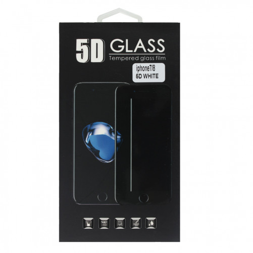 3D Tempered Glass (H9 +) - iPhone 7/8