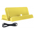 Support de charge jaune - Nintendo Switch Lite