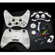 Coque manette Xbox 360 Custom + boutons