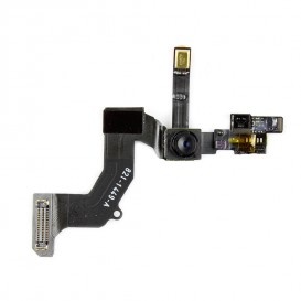 Proximity Sensor, secondary microphone and front camera - iPhone 5