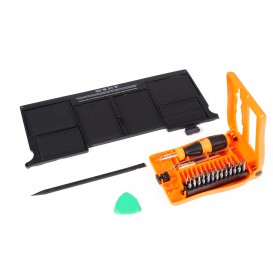 "Kit réparation batterie - MacBook Air 11"" Fin 2010"