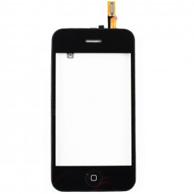 Touch Screen Digitizer Block for iPhone 3GS: Glass, Frame + Home Button