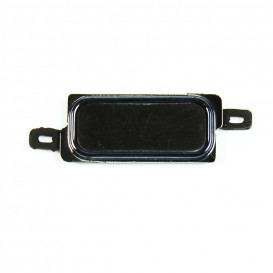 Bouton Home Noir - Galaxy Note 1
