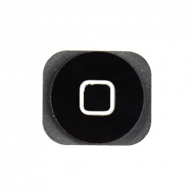 Black Home Button - iPhone 5