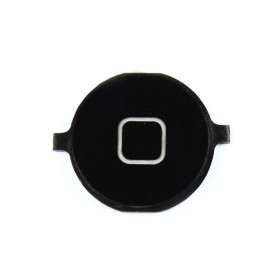 Black Home Button - iPhone 4S/3GS/3G/iPad 1