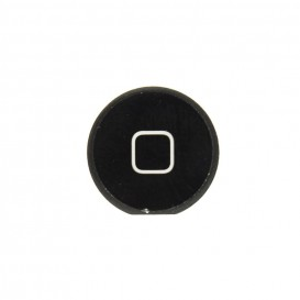 Bouton home Noir - iPad 2