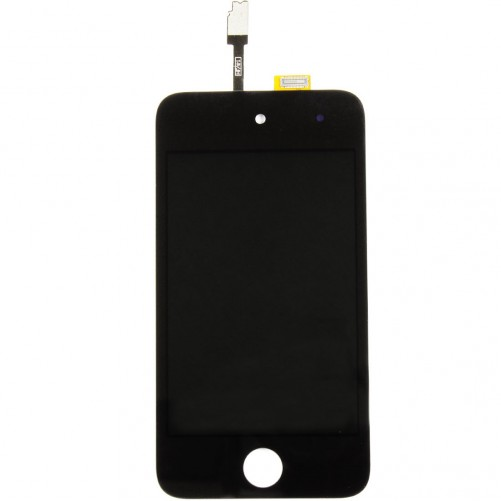 Black Touch Screen + LCD Screen - iPod Touch 4G