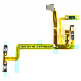 Power + volume + microphone button cable - iPod Touch 5G