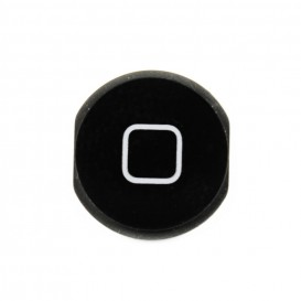 Bouton Home Noir - iPad Mini