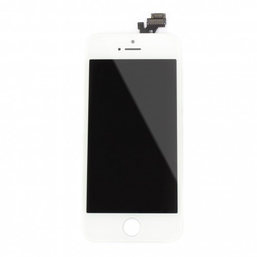 iPhone 5 Display White - Touchscreen + LCD
